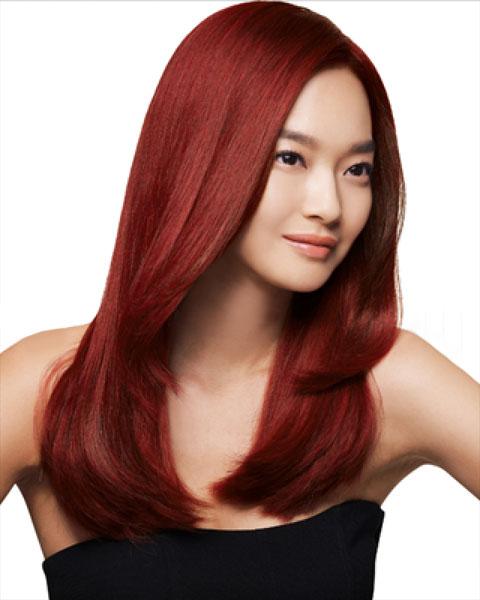 Làm sao để tóc nhuộm bền màu 2