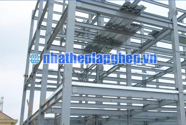 Nhà thép lắp ghép tại Hải Dương