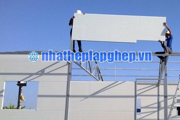 Tư vấn xây nhà lắp ghép tại Hải Phòng