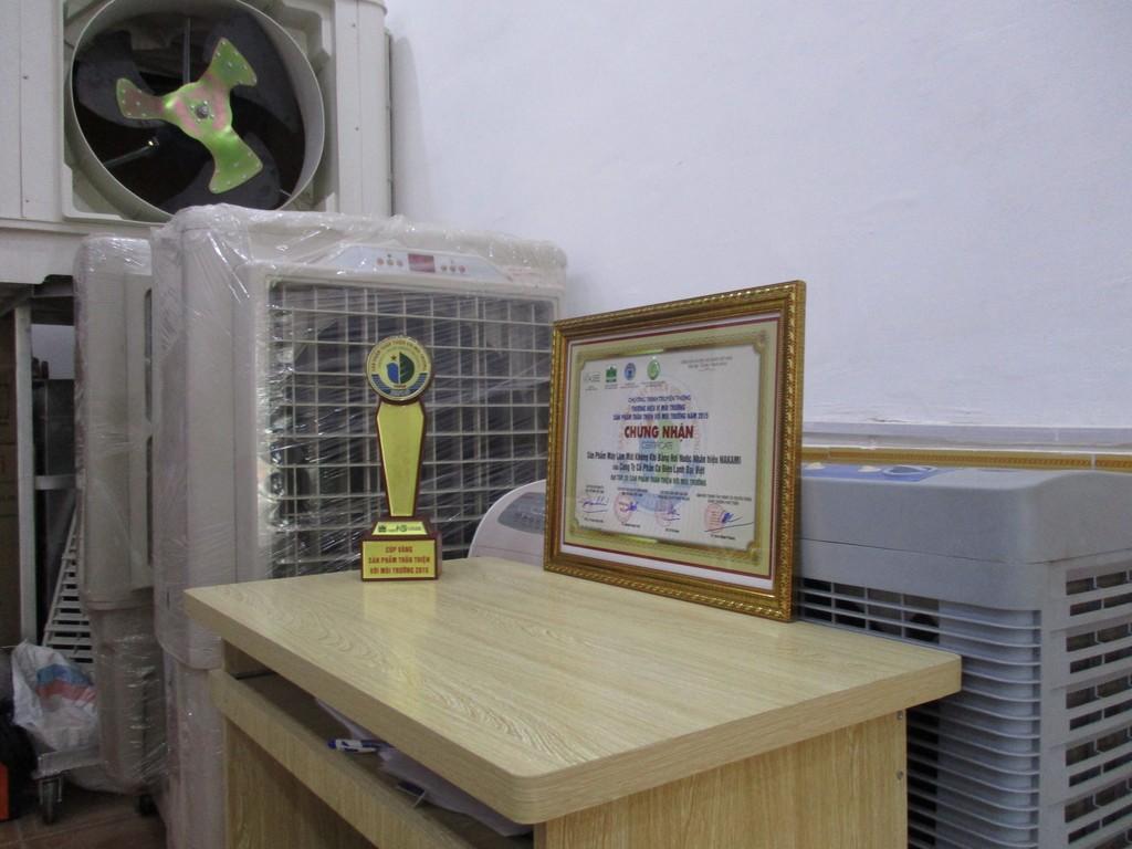 nakami sản phẩm vì môi trường