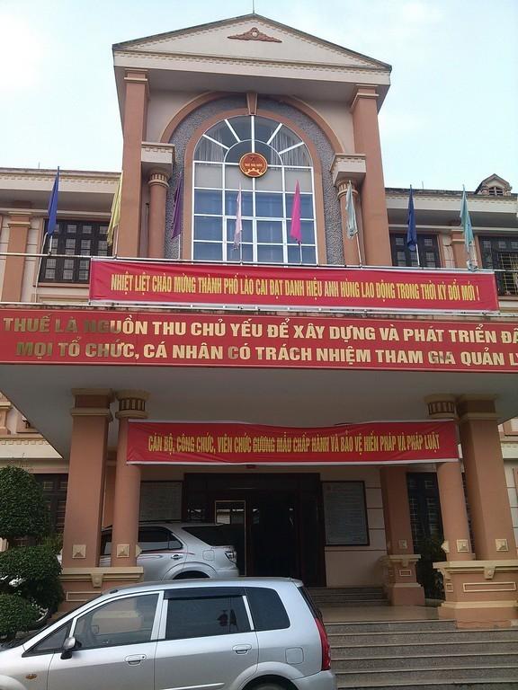 Bảo trì điều hòa cục thuế tỉnh Lào Cai