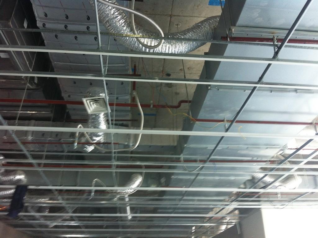 hệ thống thong gió bệnh viện Hồng Ngọc