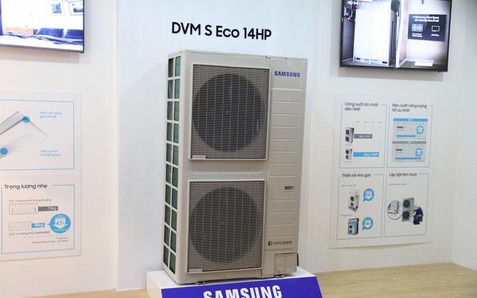 DVM S Eco 14HP