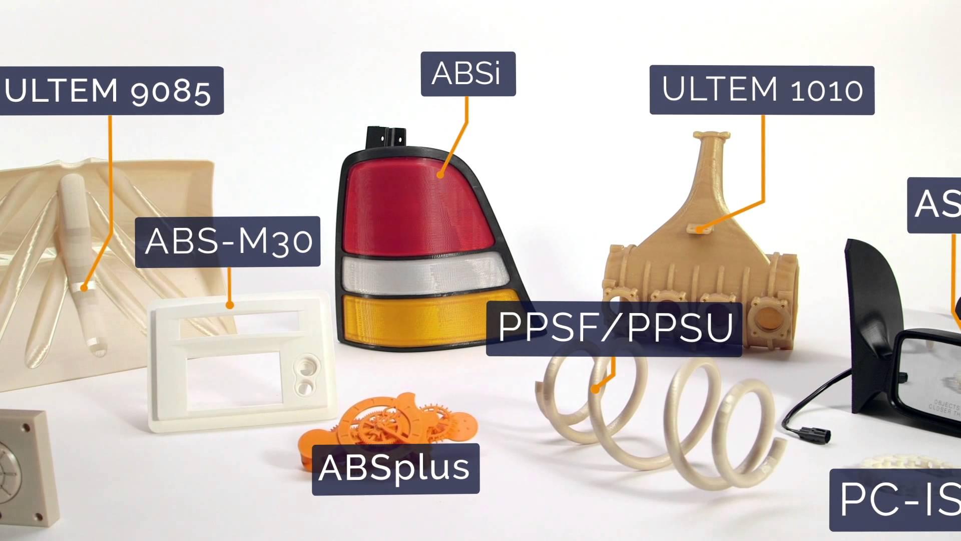 vật liệu in 3D  FDM