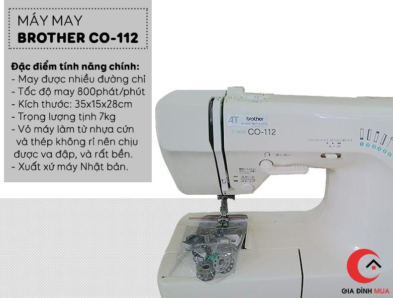 may may Brother CO 112