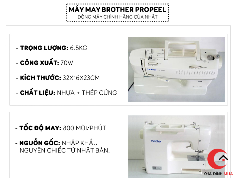 may may Brother Propeel