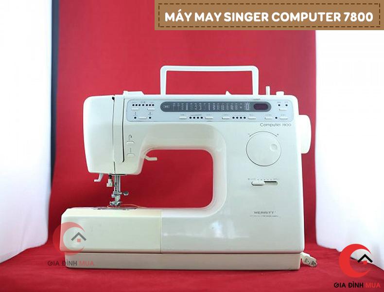 may may singer computer 7800