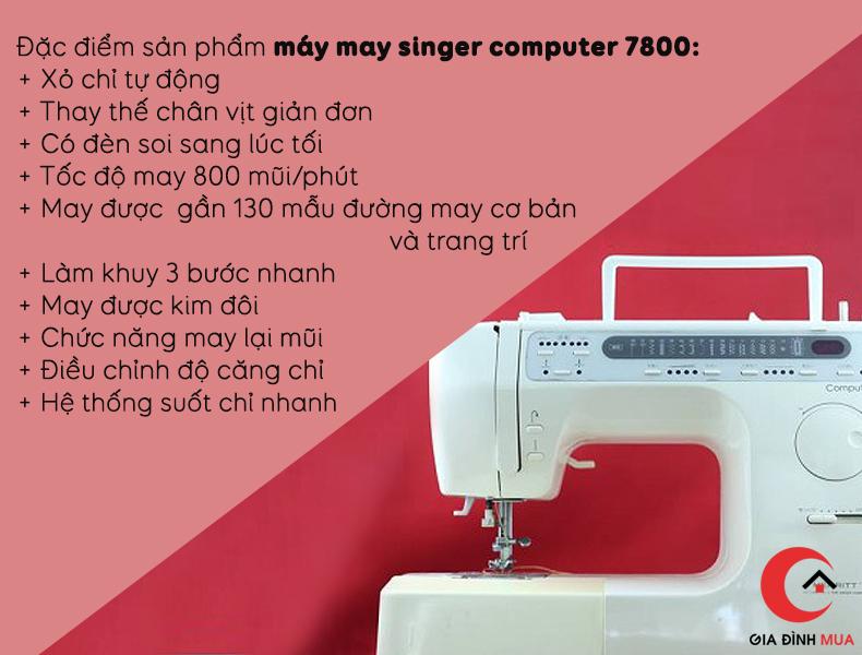 may may singer computer 7800 1