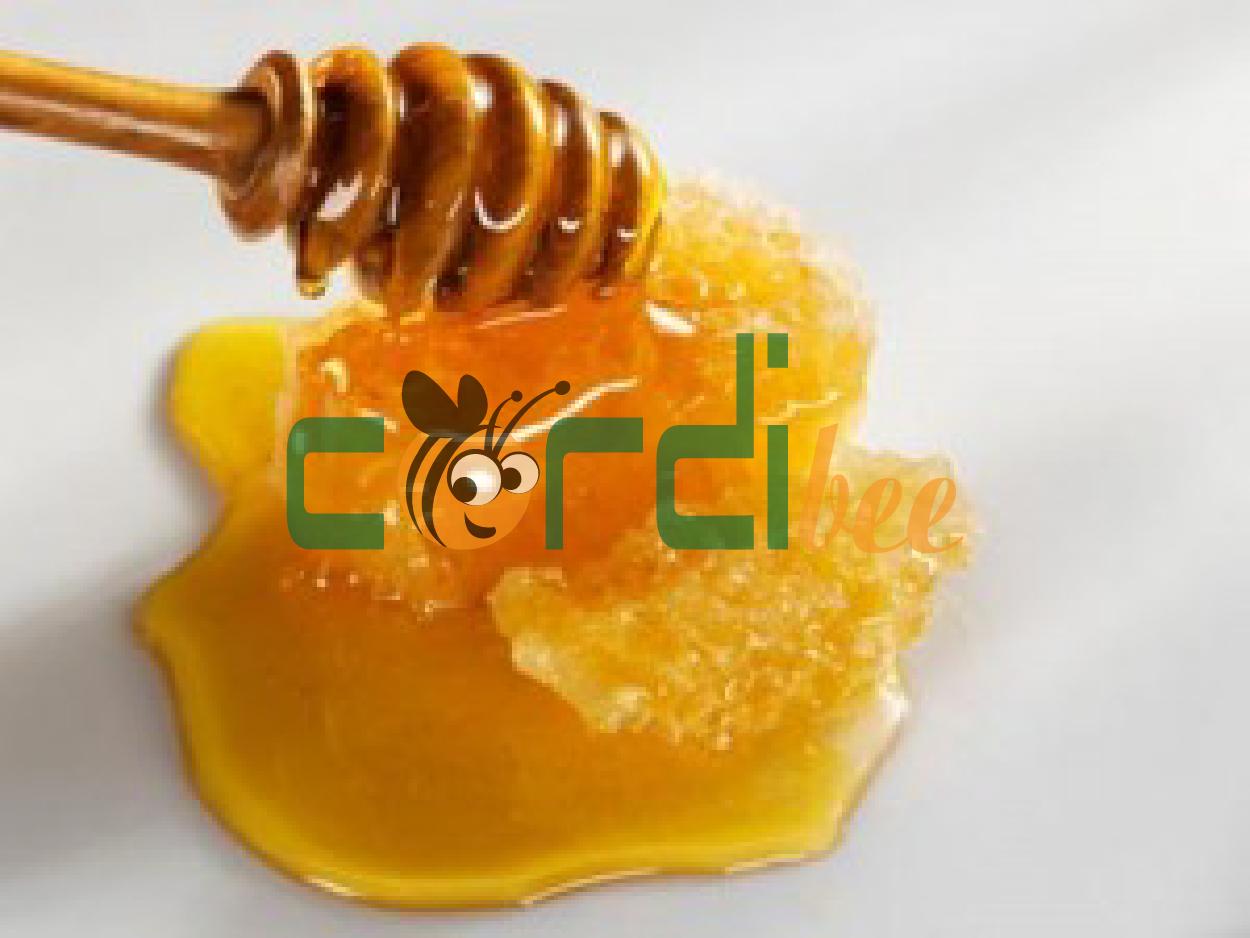 Mật ong kết tinh đường