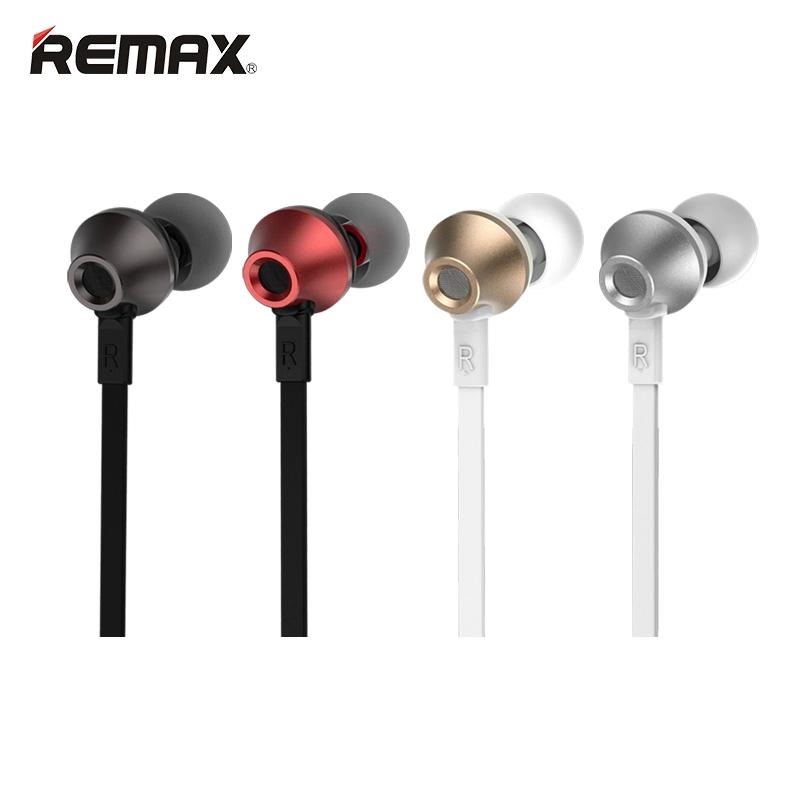 Tai nghe nhét tai Remax RM-610D