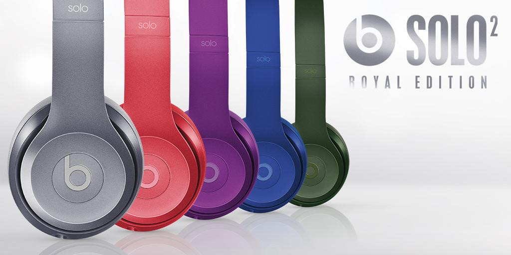 Tai nghe Beats Solo 2 Royal Edition