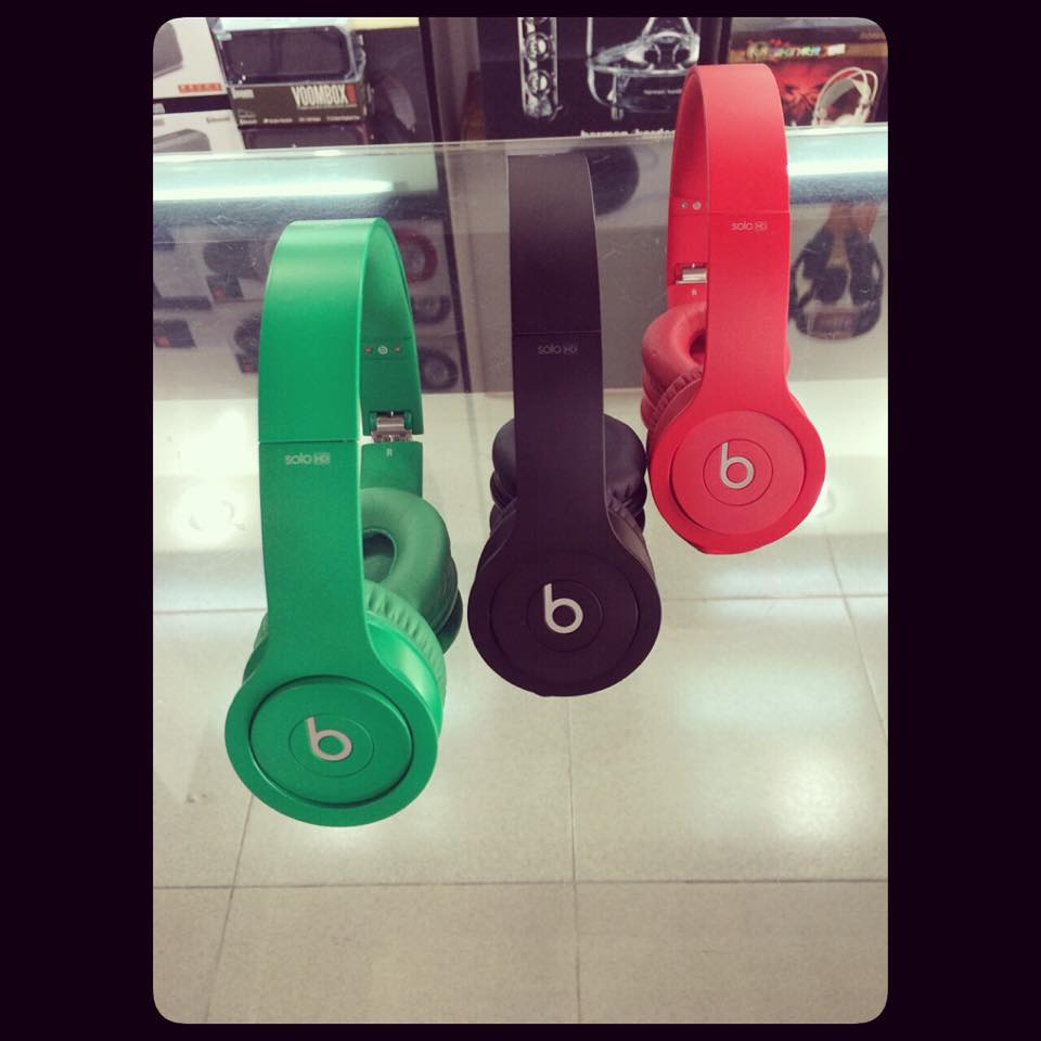 Beats Solo HD Matte