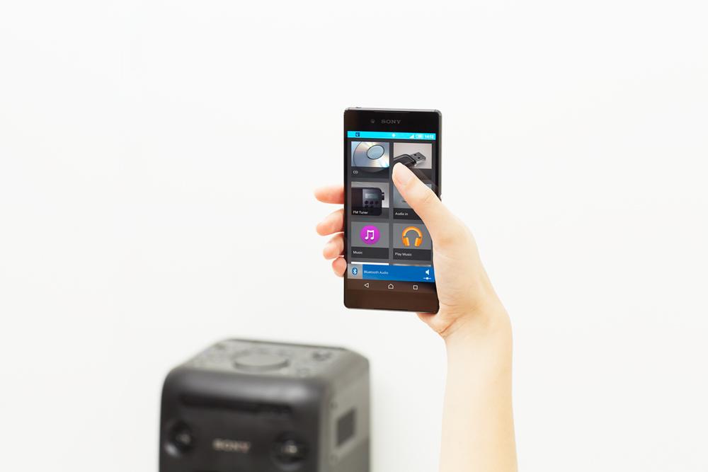 Loa Sony MHC-V11