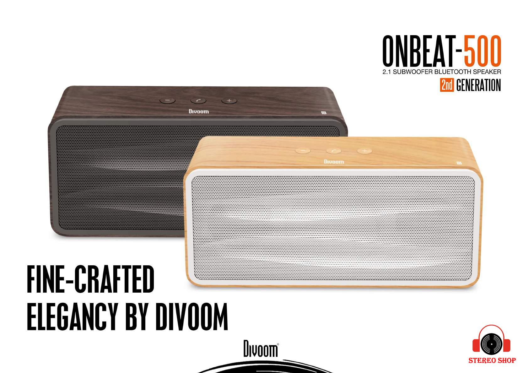 Divoom Onbeat-500