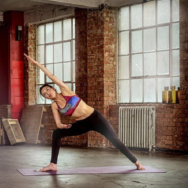 tập thảm yoga