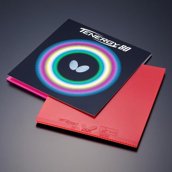 Mặt vợt bóng bàn Tenergy 80 là sản phẩm số một cho người đam mê giữa tốc độ và độ bám xoáy