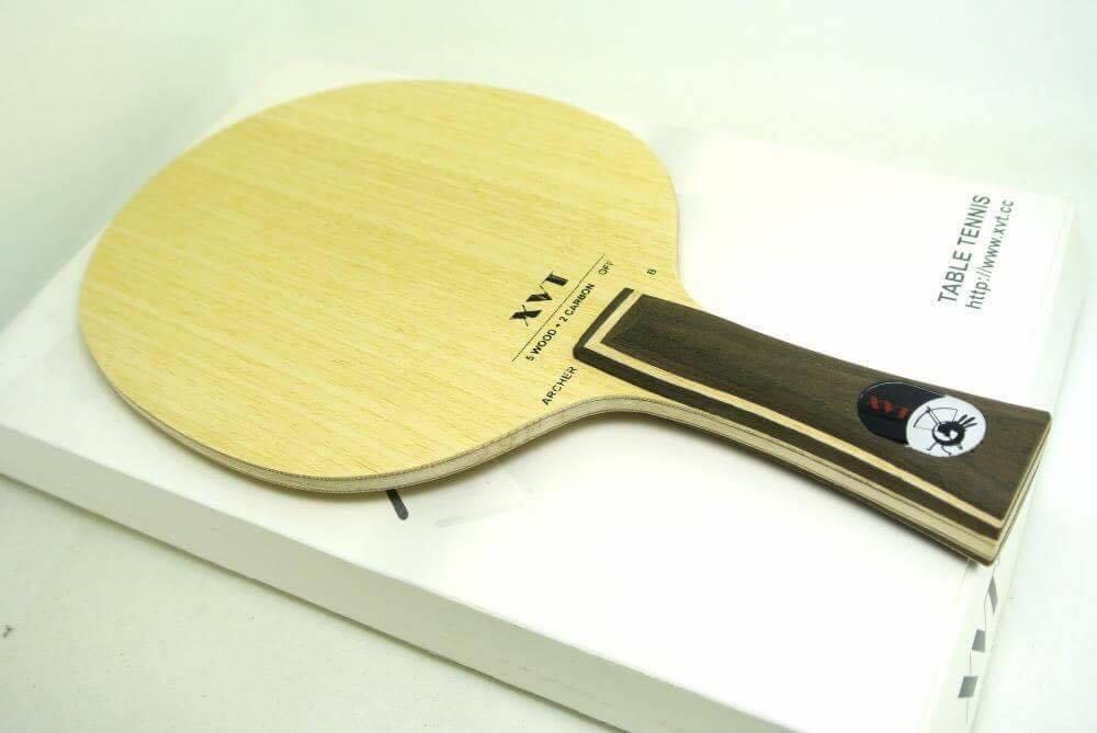 hình ảnh cốt vợt bóng bàn XVT Archer B