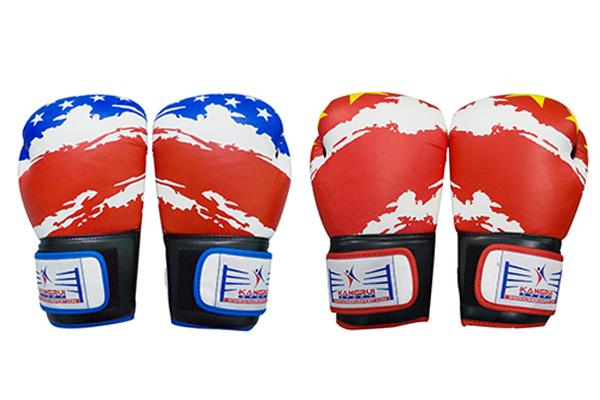 găng tay boxing Kangrui KS321
