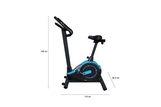 kích thước xe đạp tập