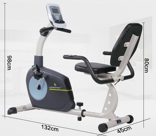 kích thuocs xe đạp thể dụcBC66013