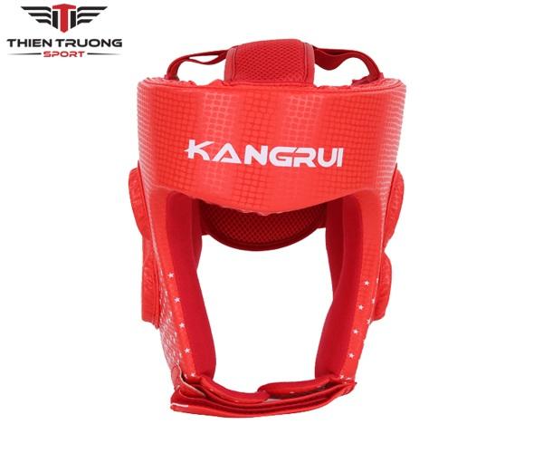 mũ võ thuật Kangrui cao cấp