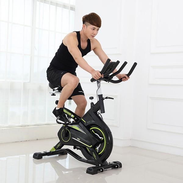 hình ảnh xe đạp tập thể dục YB 9800