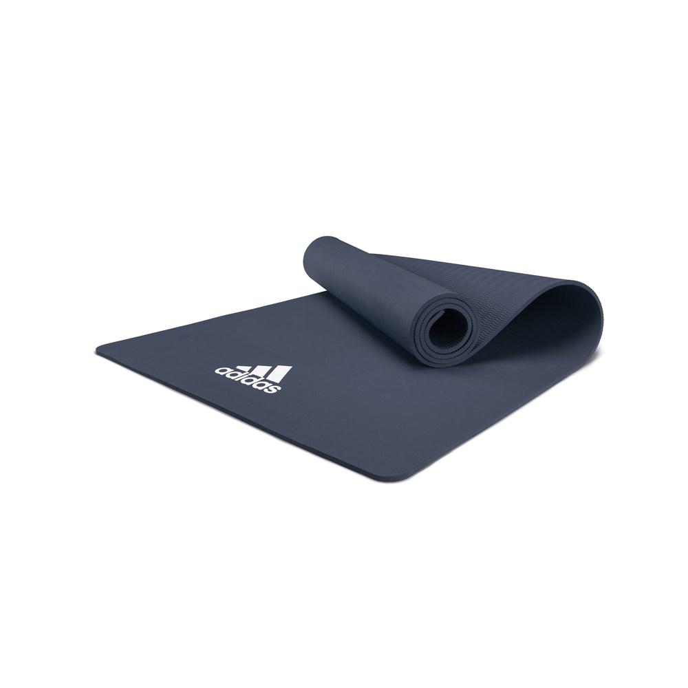 Thảm Yoga Adidas ADYG-10100BL phù hợp với tập Yoga, tập Gym hay rèn luyện thể lực tại nhà hoặc phòng tập