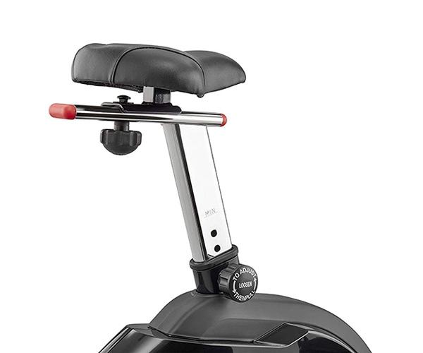 Yên xe đạp thể dục Adidas C-16 được bọc nệm da