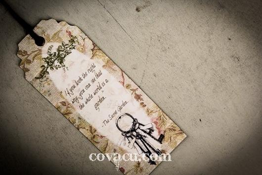 Làm bookmark tang ban trai