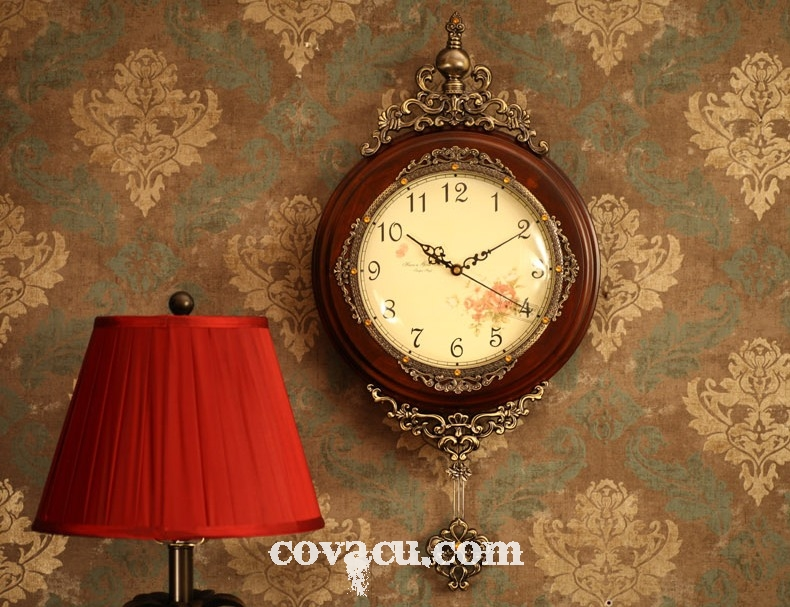Đổng hồ treo tường phong cách vintage