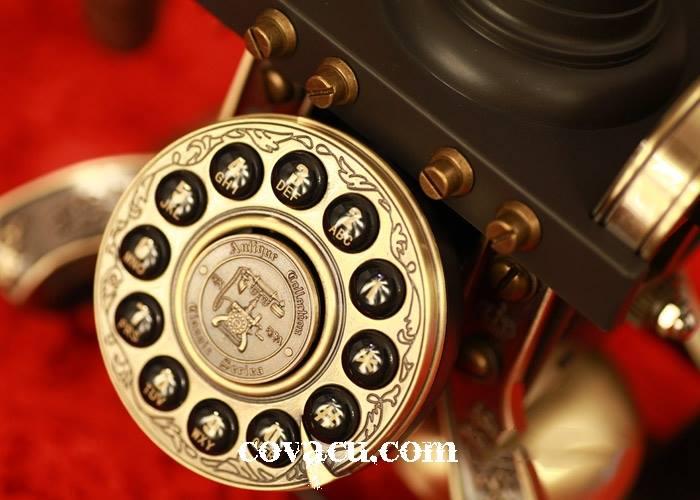điện thoại phong cách cổ xưa