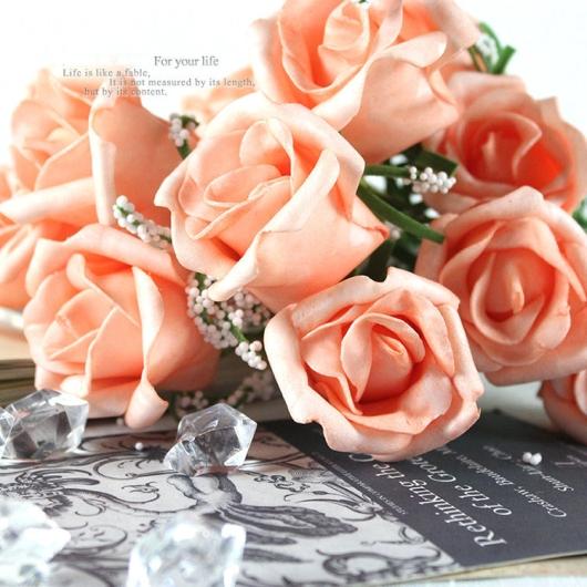Bông hồng vintage độc đáo