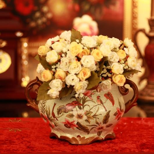 Hoa hồng trang trí nhà đẹp