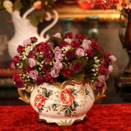 Bông hồng kiểu cổ độc đáo