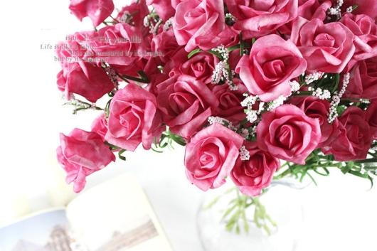 Hoa hồng giả đẹp