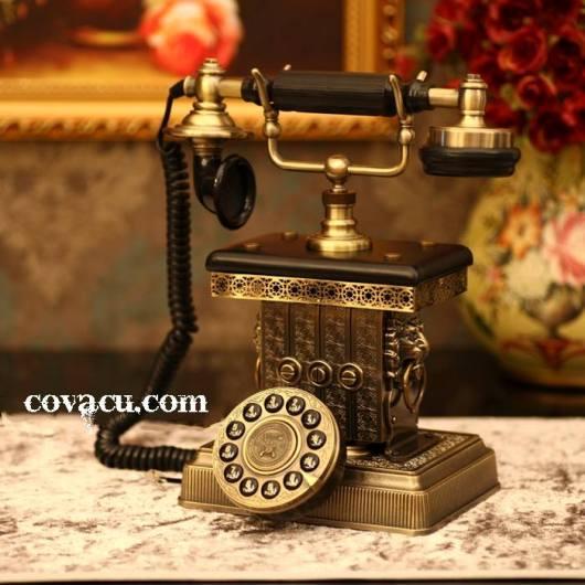 điện thoại trang trí nhà, khách sạn