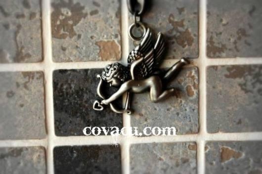 bán móc khóa thiên thần kiểu cổ đẹp