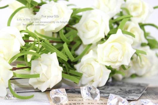Hoa hồng đẹp trang trí phòng