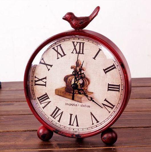 Đồng hồ để bàn cổ điển Imperial Status