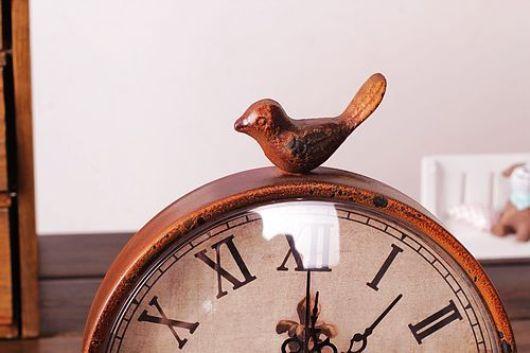 Đồng hồ để bàn vintage