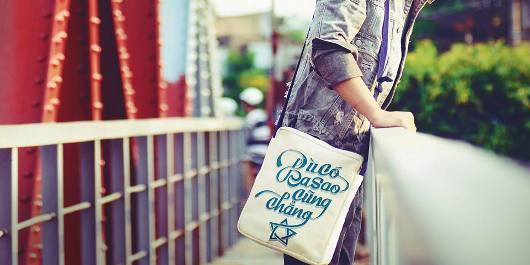 Túi xinh cá tính rẻ đẹp