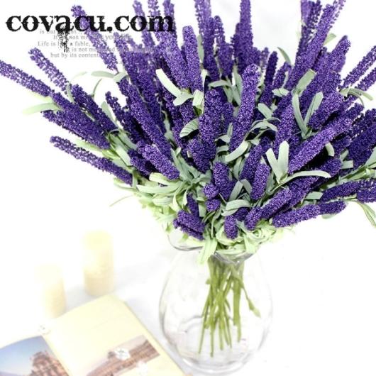 Hoa oải hương cách điệu