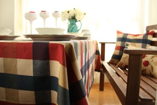 Vải đẹp làm rèm cửa, khăn trải bàn, sofa