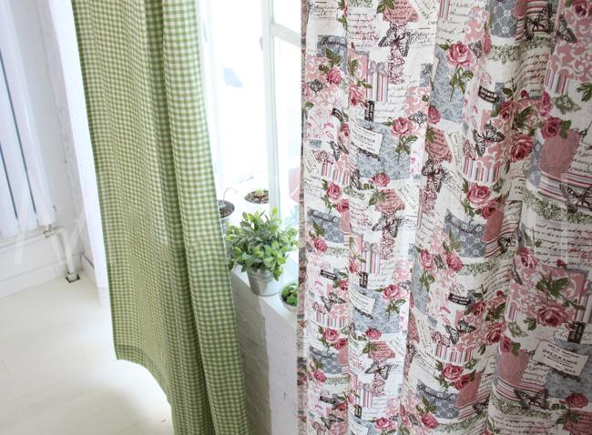 Bán vải canvas hoa hồng và bướm đẹp làm đệm