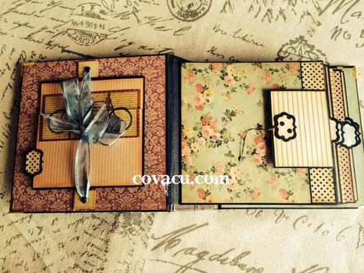 Album ảnh handmade