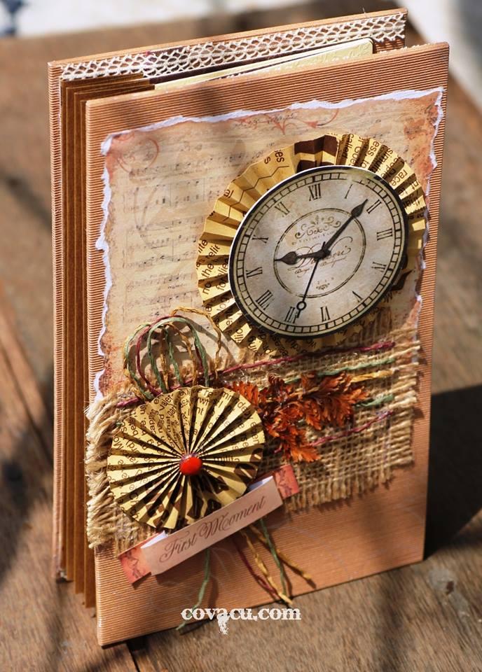 Album ảnh tự trang trí handmade