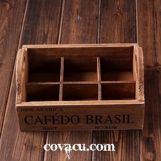 Hộp gỗ độc đáo