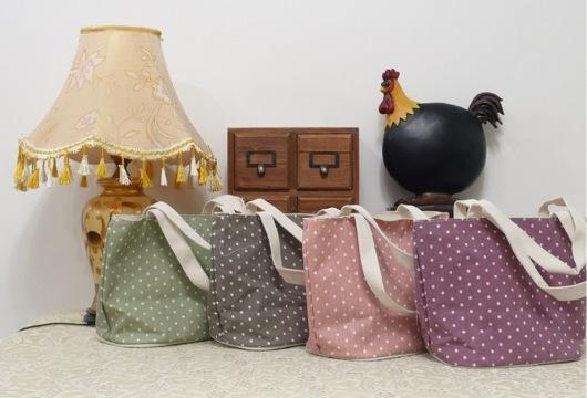 Túi xách bằng vải  canvas năng động