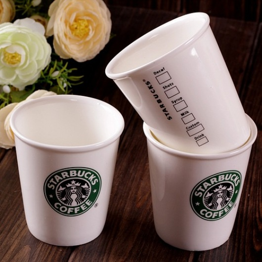 Ly sứ starbucks coffee