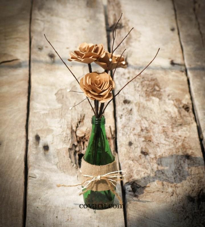 Lọ hoa handmade